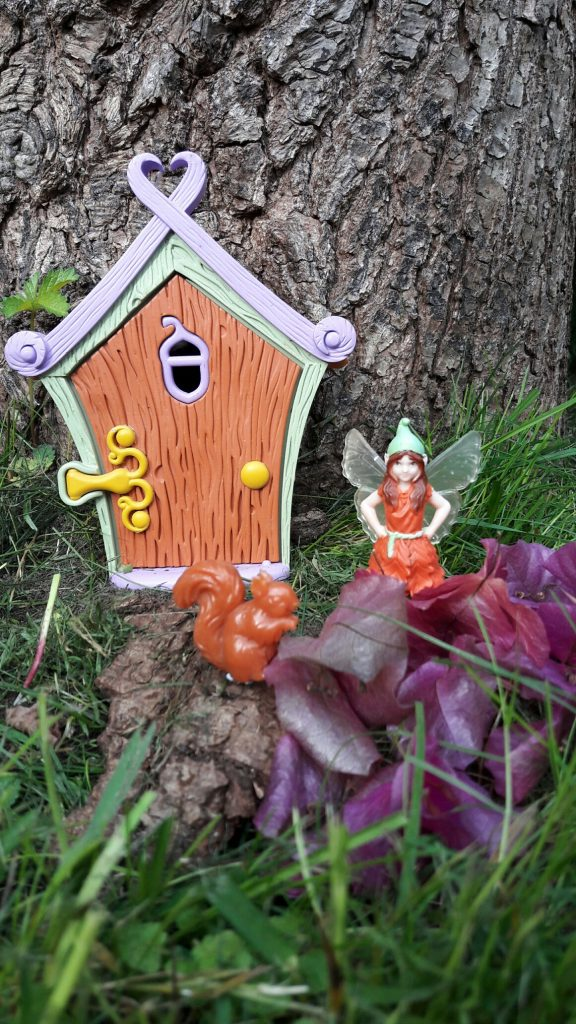 My Fairy Garden Heather Fairy