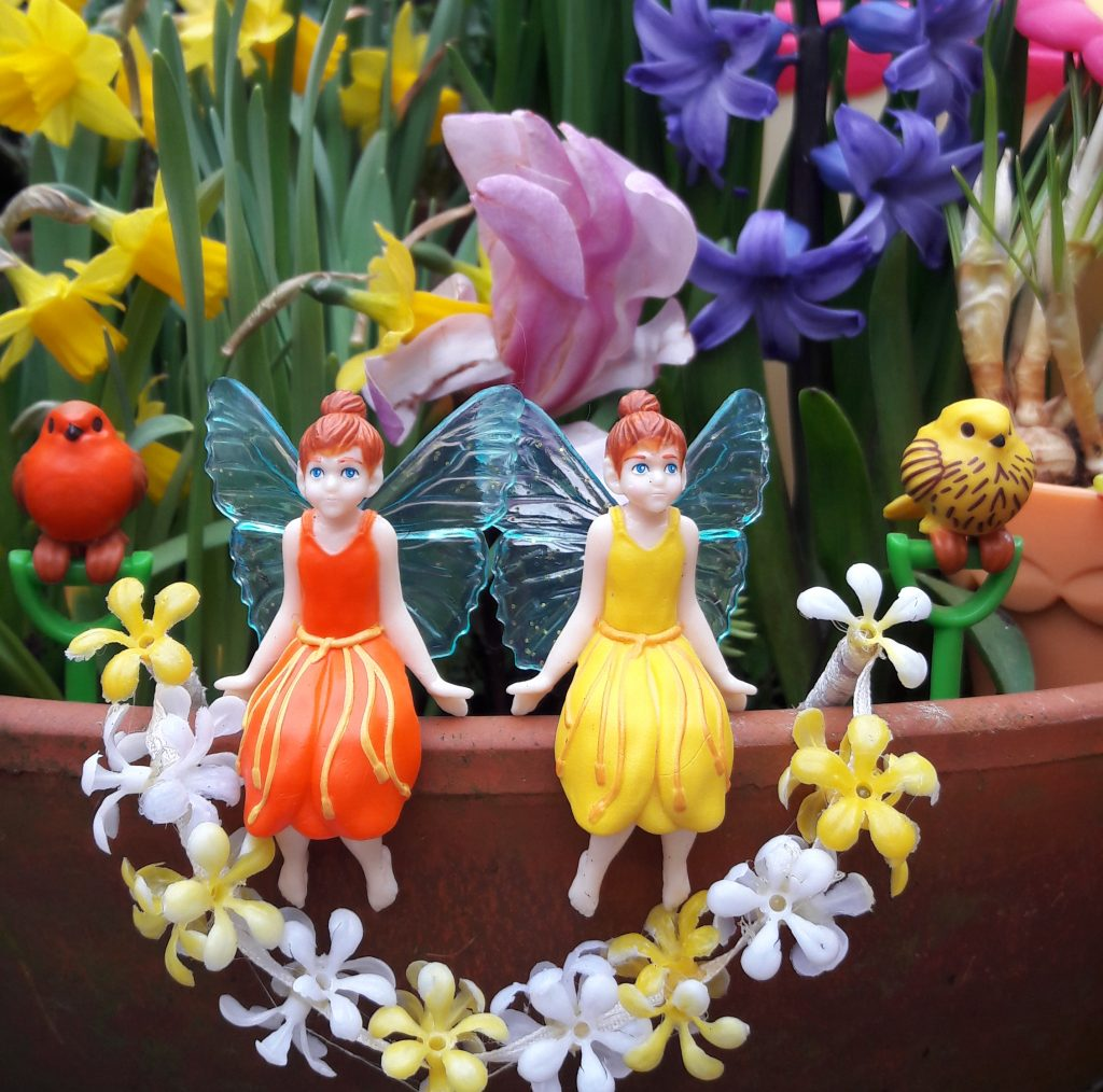 my fairy garden equinox twins