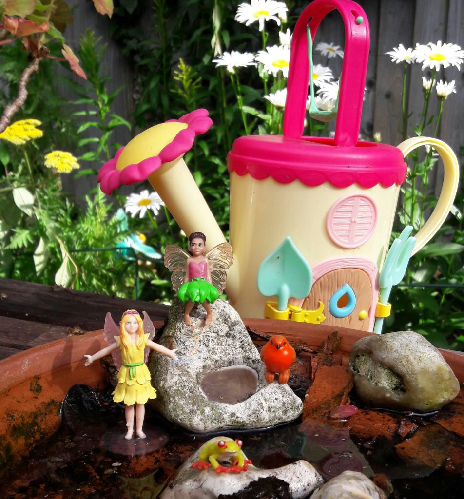 My Fairy Garden watering can