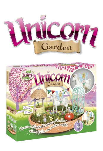 My Fairy Garden - Unicorn Garden