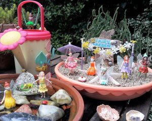 Fairy Lilys birthday My Fairy Garden