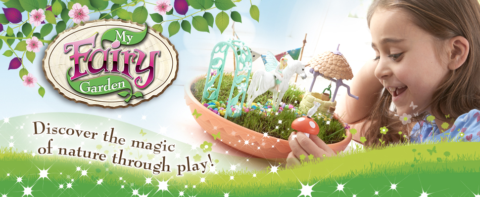 Discover the magic of nature through play!